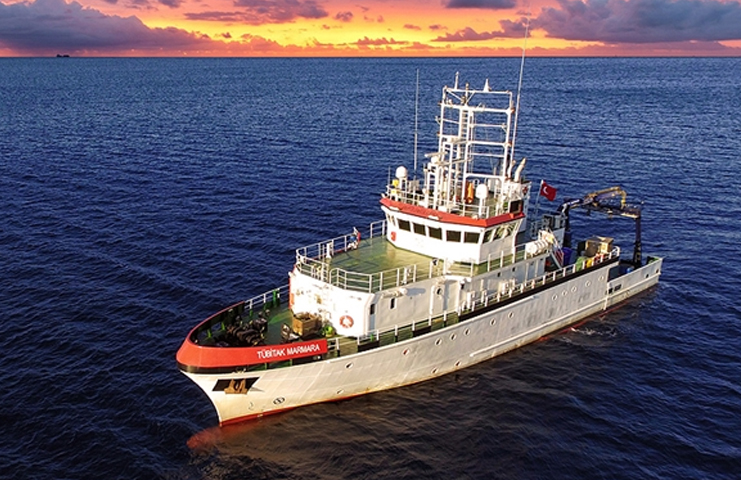 Türkiye Deprem Platformu ilk deniz araştırma seferine çıkıyor