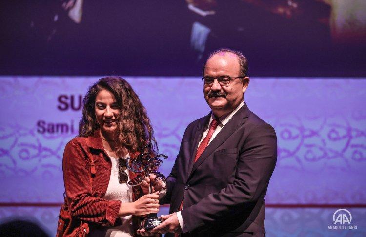Diaspora Uluslararası Kısa Film Festivali'nin kapanış ve ödül töreni İstanbul Müzesi'nde yapıldı