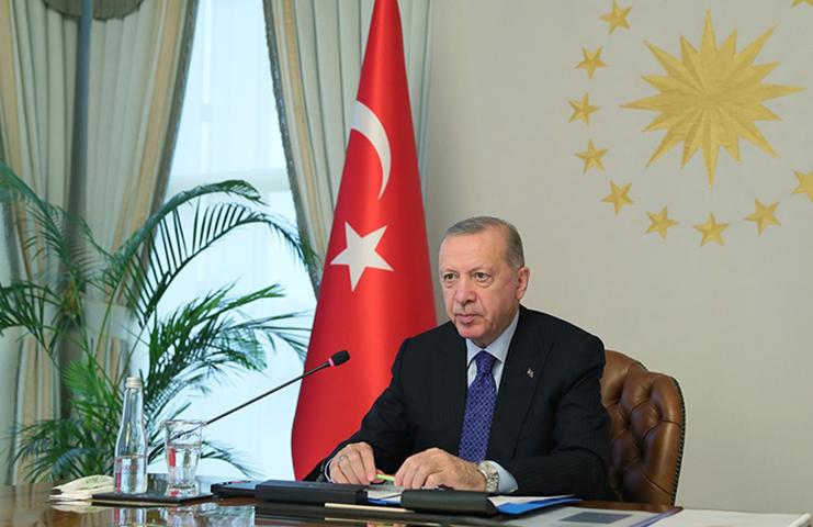 Cumhurbaşkanı Erdoğan, G20 Zirvesi'nde, Afgan halkının sıkıntılarına vurgu yaptı
